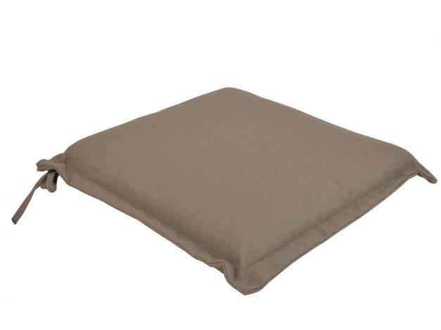 Sitzkissen Malibu 50x50cm sand