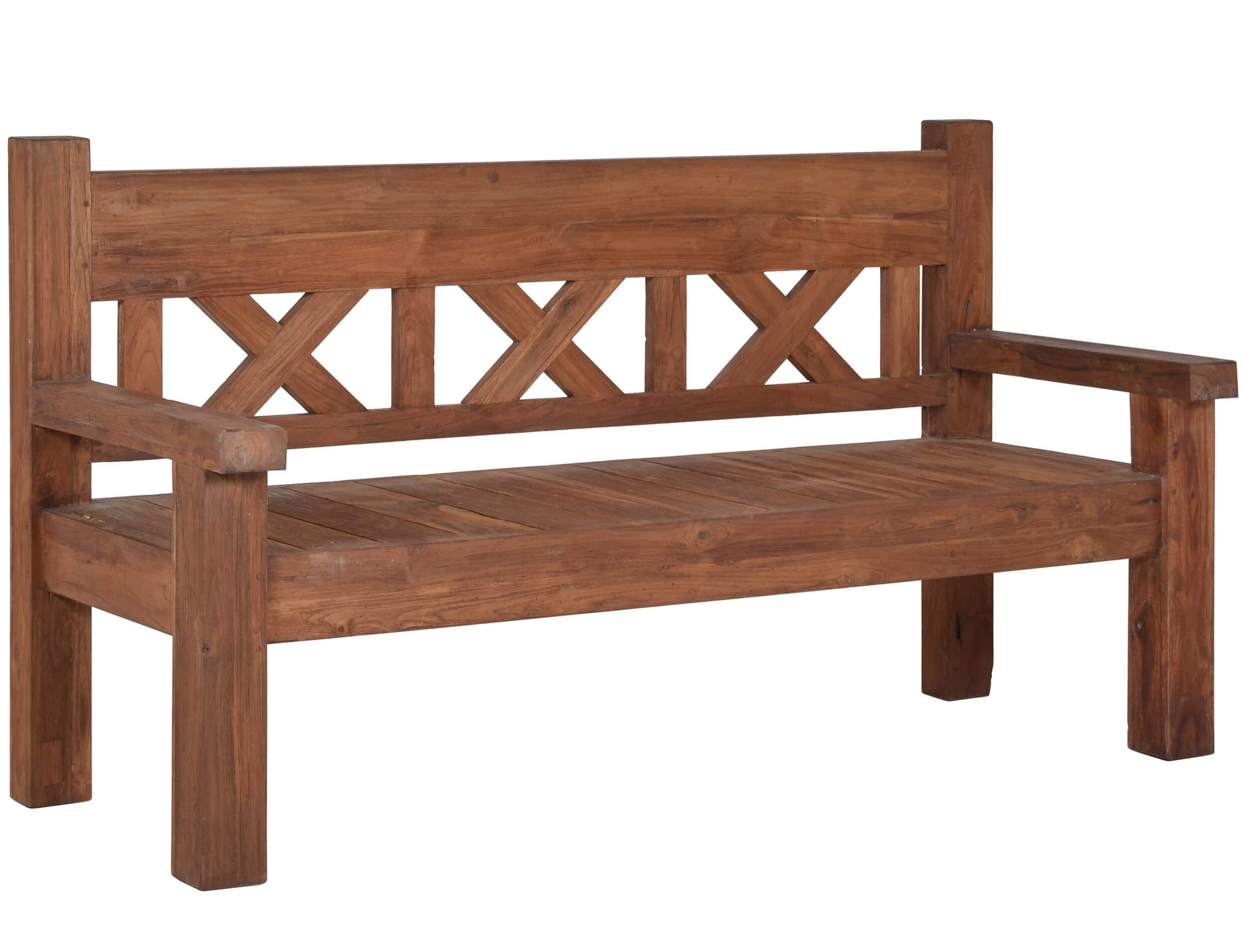 gartenbank 3 sitzer gartenm bel l nse. Black Bedroom Furniture Sets. Home Design Ideas