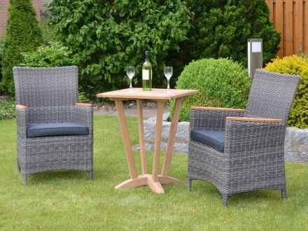 Vorschau: Gartentisch Victor - ideal für kleine Outdoorbereiche