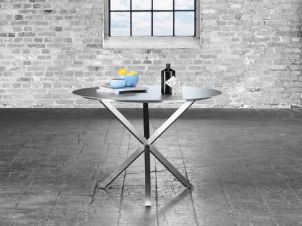 Vorschau: Gartentisch Trix mit 6 mm Keramik-Tischplatte