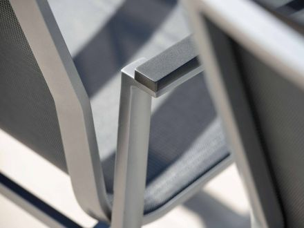 Vorschau: Detailbild Aluminium Armlehne New Top