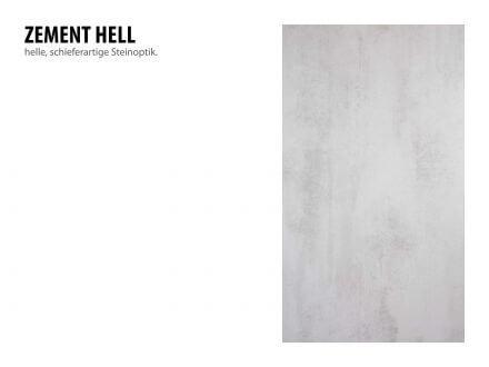 Vorschau: Silverstar 2.0 Dekor Zement hell