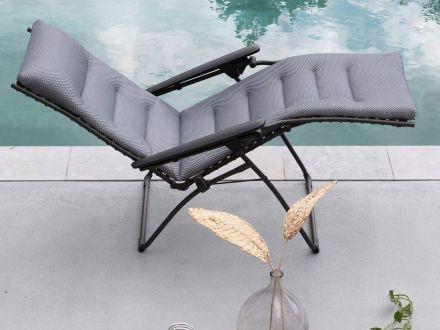 Vorschau: Lafuma Relaxliege Evolution BeComfort® Silver