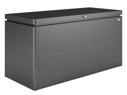 Biohort LoungeBox 160 dunkelgrau-metallic