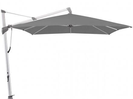 Glatz SOMBRANO® S+ 350x350cm natureloxiert Stoffklasse 4 - 420 smoke