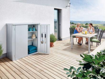 Vorschau: Biohort Terrassenschrank Romeo Größe M alle Farben