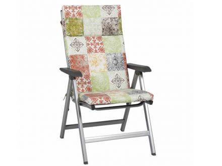 Vorschau: Sesselpolster Jasmin hoch in Gartenstuhl (nicht im Lieferumfang)