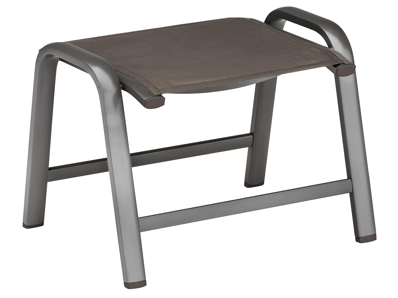 kettler memphis hocker anthrazit bronze gartenm bel l nse. Black Bedroom Furniture Sets. Home Design Ideas