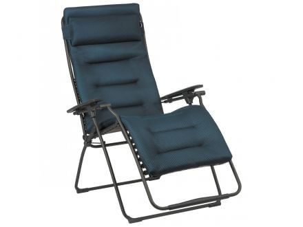 Lafuma Relaxliege Futura XL BeComfort® Bleu Encre