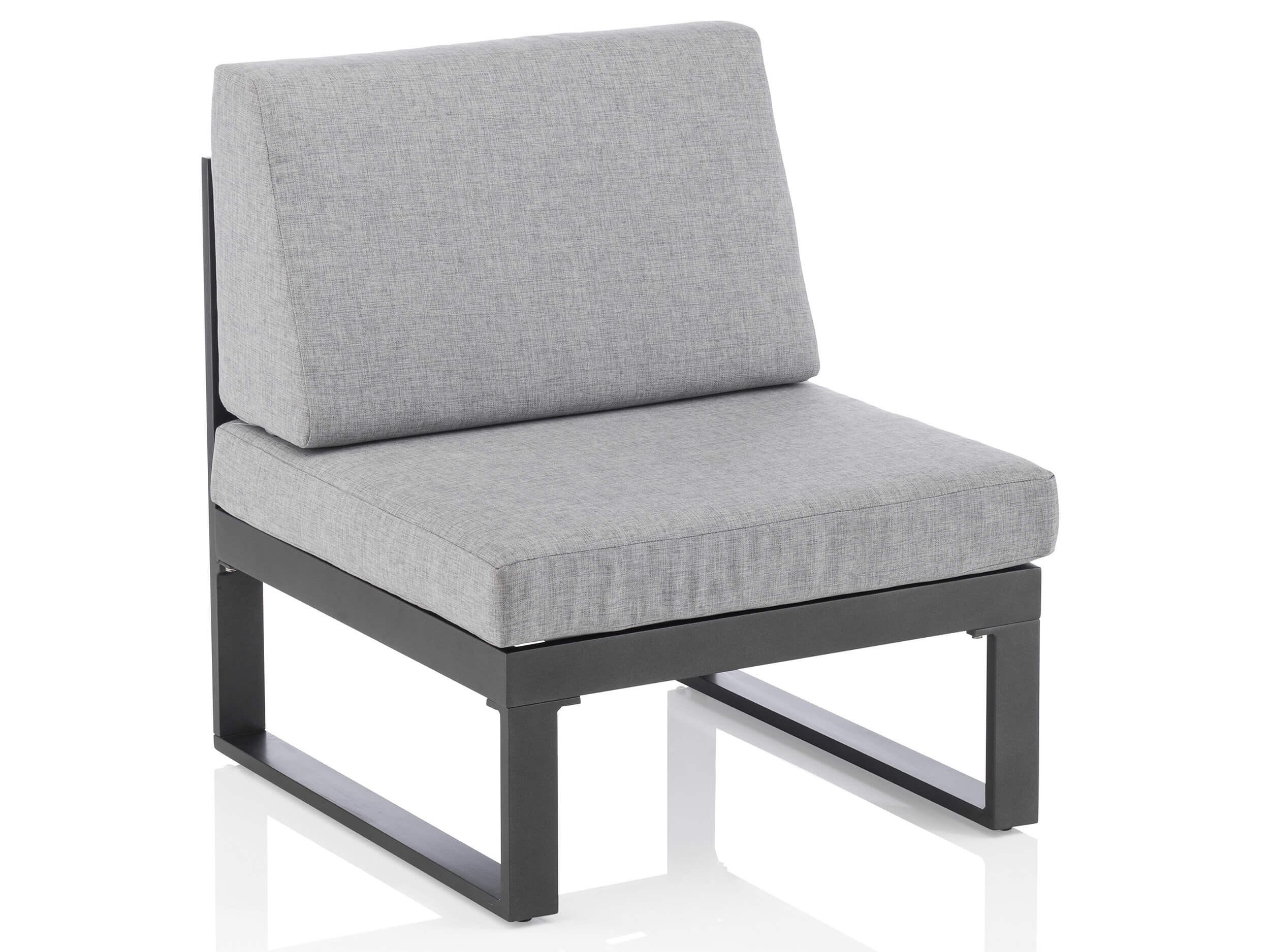 kettler ocean modular mittelteil inkl kissen. Black Bedroom Furniture Sets. Home Design Ideas