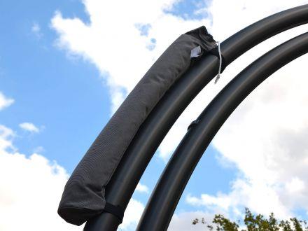 Vorschau: Mit Aufbewahrungstasche, kann am Mast befestigt werden