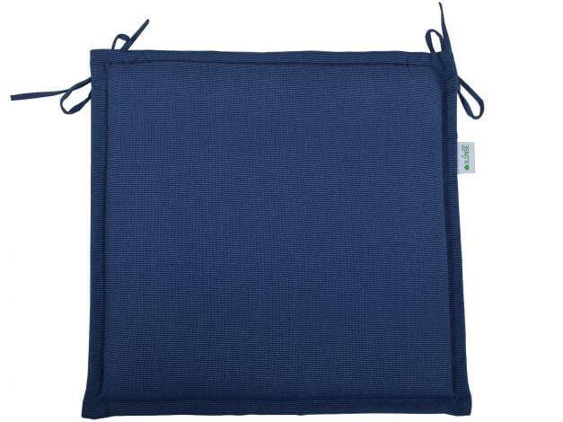 Vorschau: Sitzkissen Malibu mit zwei Haltebändern