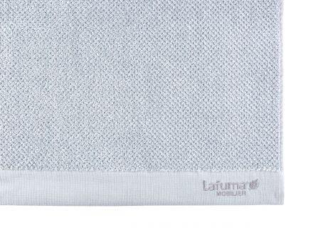 Vorschau: Lafuma Litoral Frotteeauflage für Relaxliege Embrun light grey
