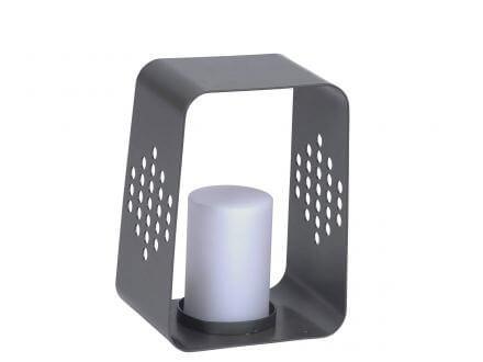 Vorschau: STERN LED Gartenleuchte Aluminium 20x22x30cm