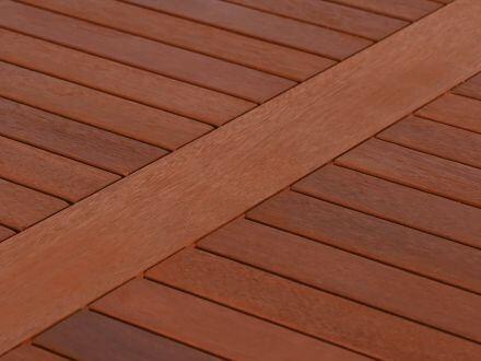 Vorschau: Lünse Holz Klapptisch Cassino 120x80cm