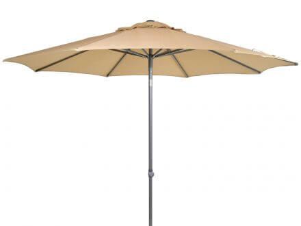 Vorschau: Bellagio Sonnenschirm Push-Up Ø300cm antique beige
