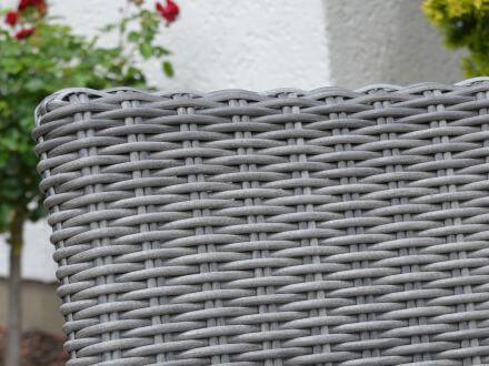 Vorschau: Detailbild PE-Halbrundgeflecht