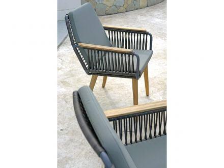Vorschau: ZEBRA Flix Dining Sessel Detailbild