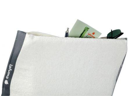 Vorschau: Praktische Verstautaschen rückseitig