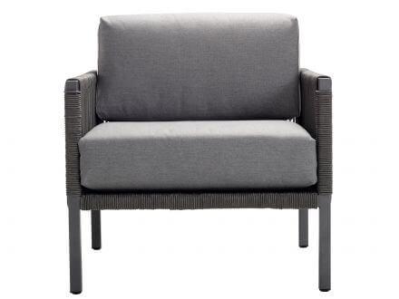 Vorschau: Club Lounge Sessel Frontansicht