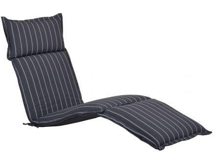 Vorschau: Deckchair Auflage Stoffkollektion Rips