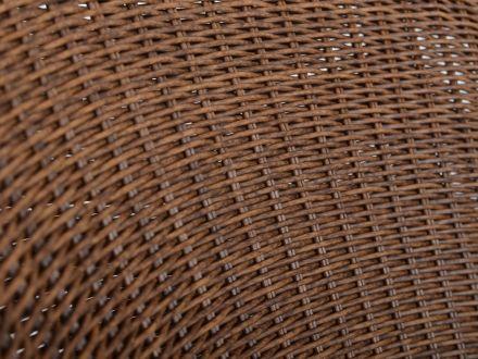 Vorschau: Polyrattan Rundgeflecht