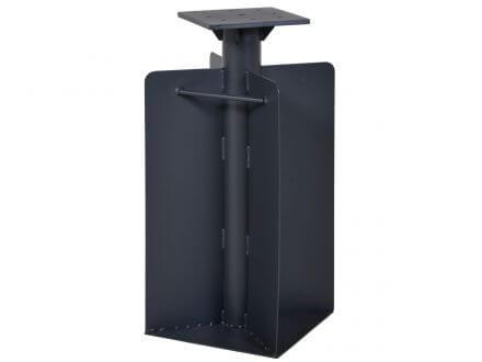 Bodenständer Bodenhülse für Ampelschirm Duraflex
