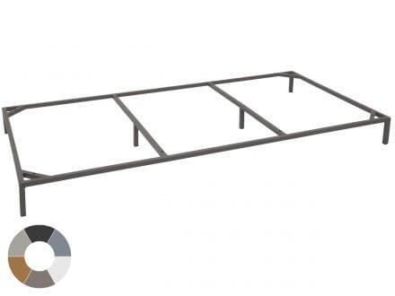 Stern Fontana Untergestell Aluminium taupe