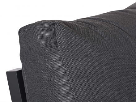 Vorschau: Suns Copenhagen Lounge 1-Sitzer Sessel Modul Alu