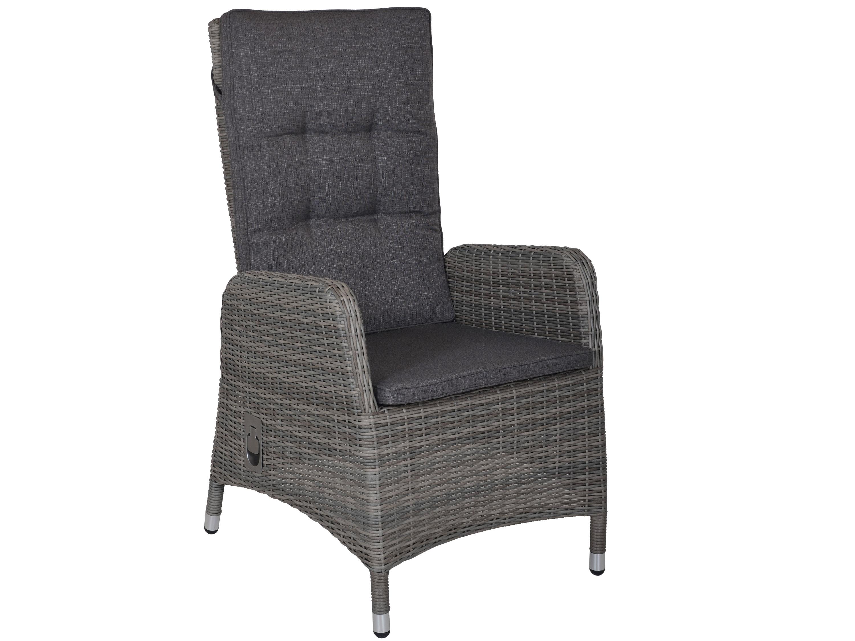 verstellsessel geflecht rio bravo gartenm bel l nse. Black Bedroom Furniture Sets. Home Design Ideas