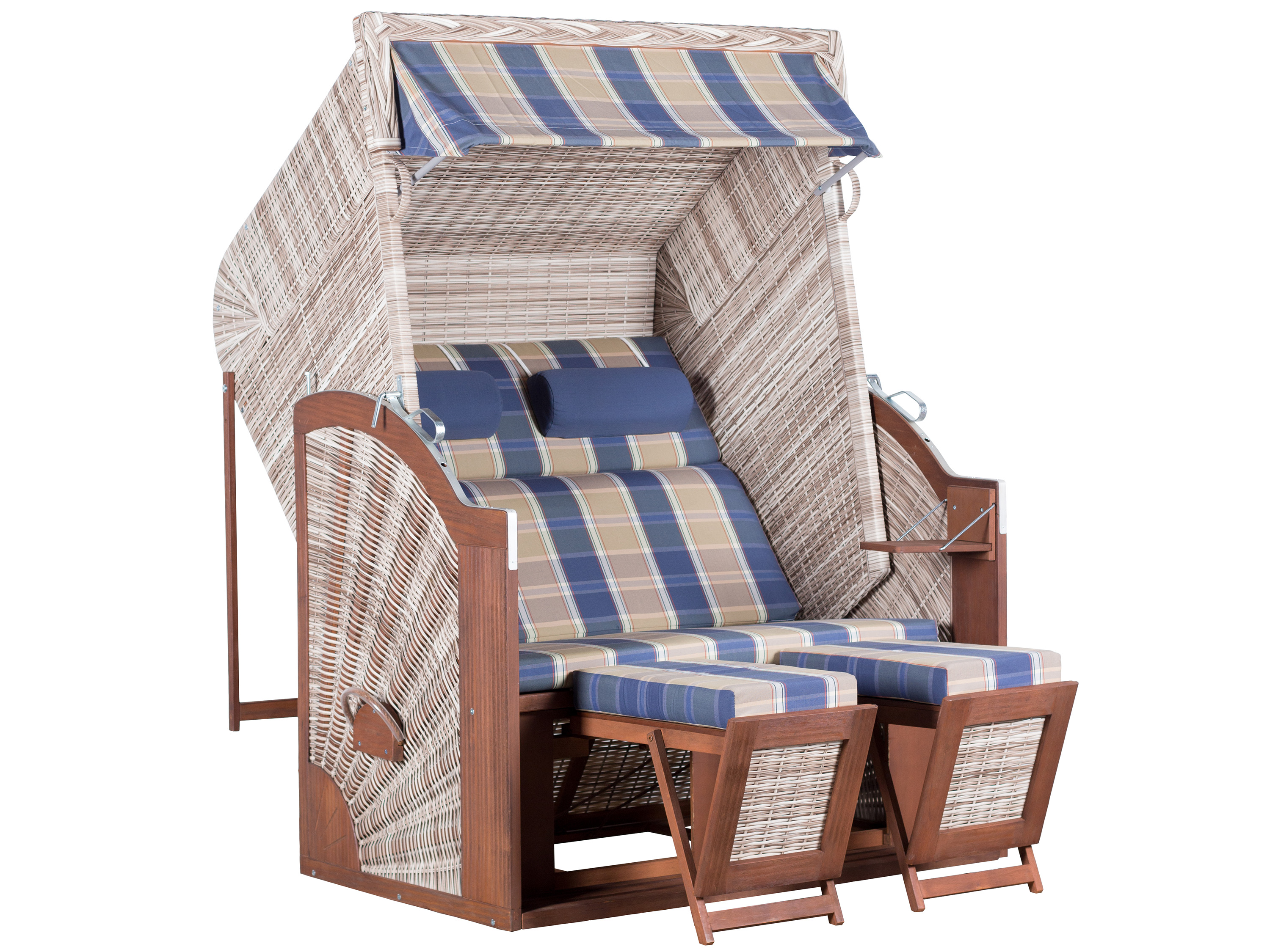 strandkorb de vries trendy pure classic xl sun. Black Bedroom Furniture Sets. Home Design Ideas