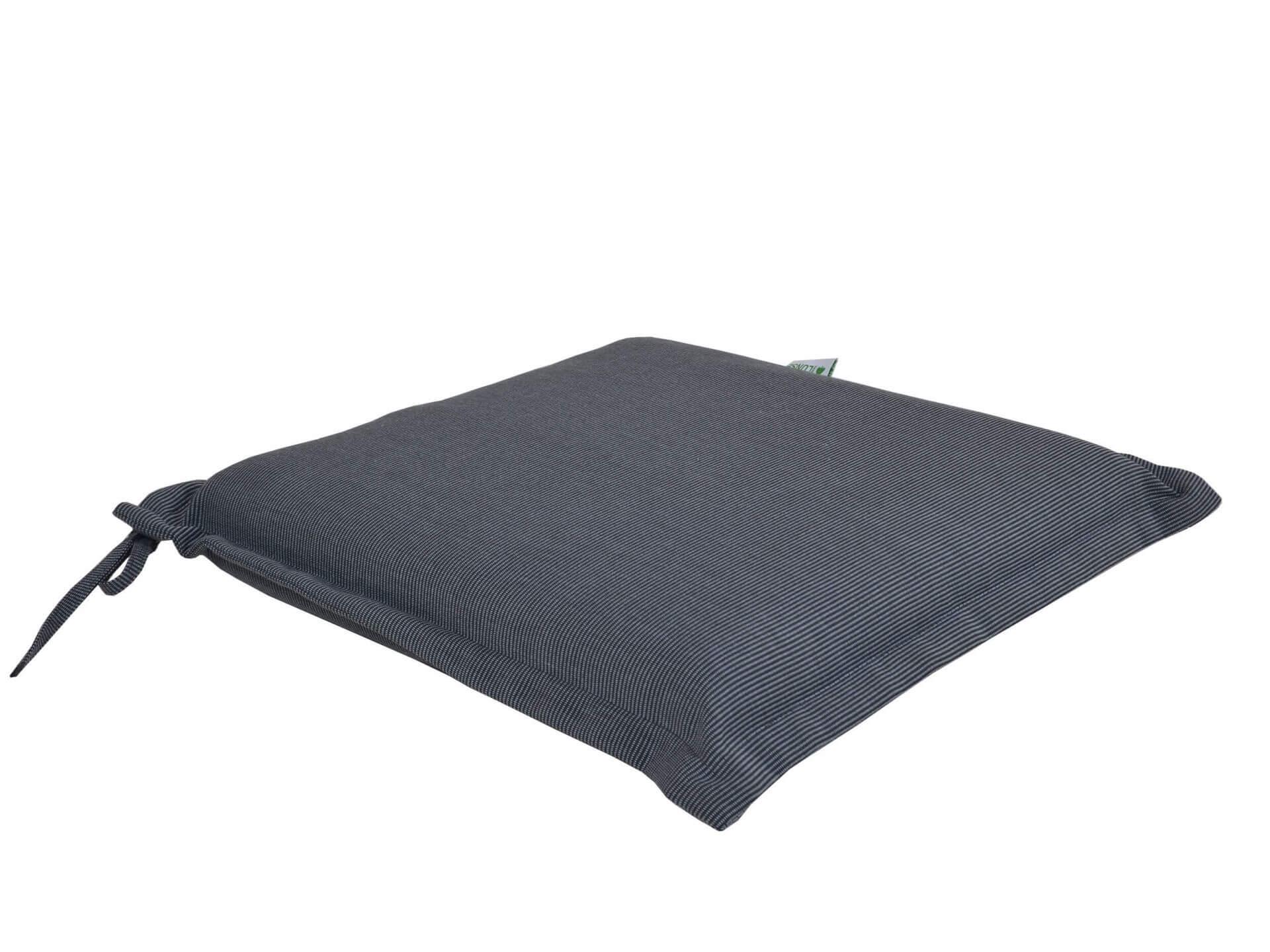 Sitzkissen für Gartenstühle Malibu 42x42cm grey