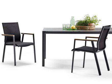 Vorschau: solpuri Soft Alu HPL Dining Tisch