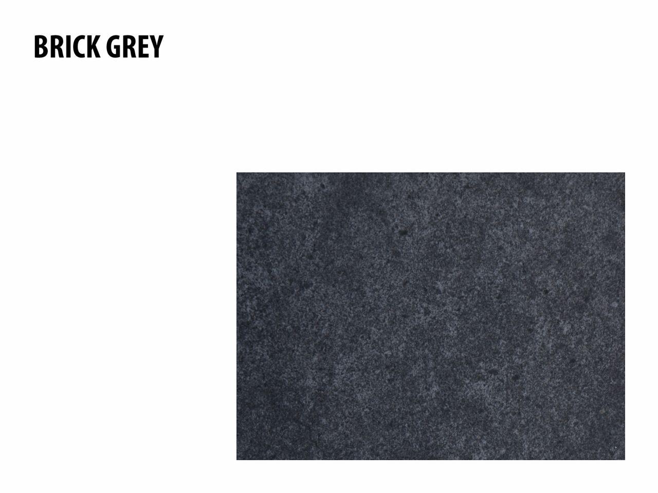 Solpuri Keramik Brick grey