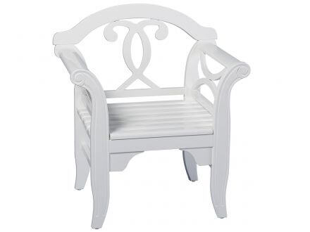 Herrenhaus Holz Sessel Nicole