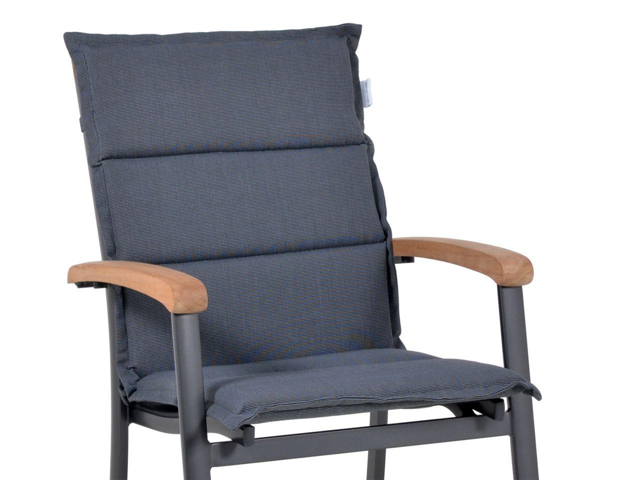 Alu Niederlehner Auflage Malibu, Farbe: denim-blue