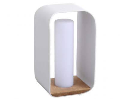 HIGOLD ONDA Aluminium LED Gartenleuchte Medium