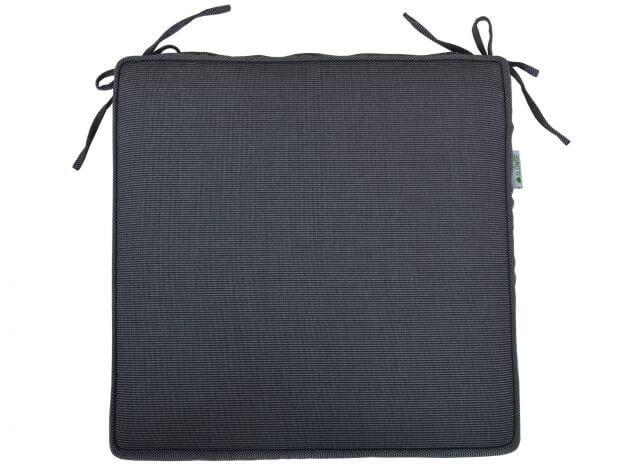 Vorschau: Sitzpolster Malibu Bistro mit zwei Haltebändern