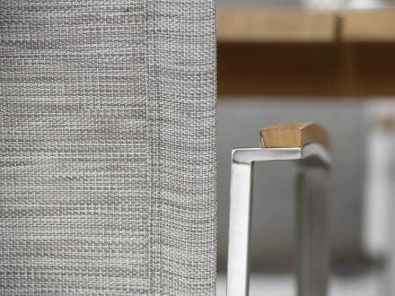Vorschau: Stapelsessel NEW TOP Edelstahl|kaschmir Detailbild