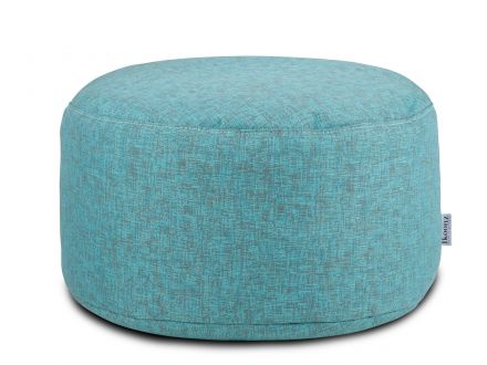 Ikoonz Outdoor Hocker Rondo large Ø80cm Stoff Life