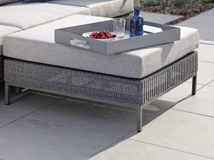 Vorschau: Fontana Lounge Untergestell für Sessel, Ecke, Mitte, Hocker, Beistelltisch
