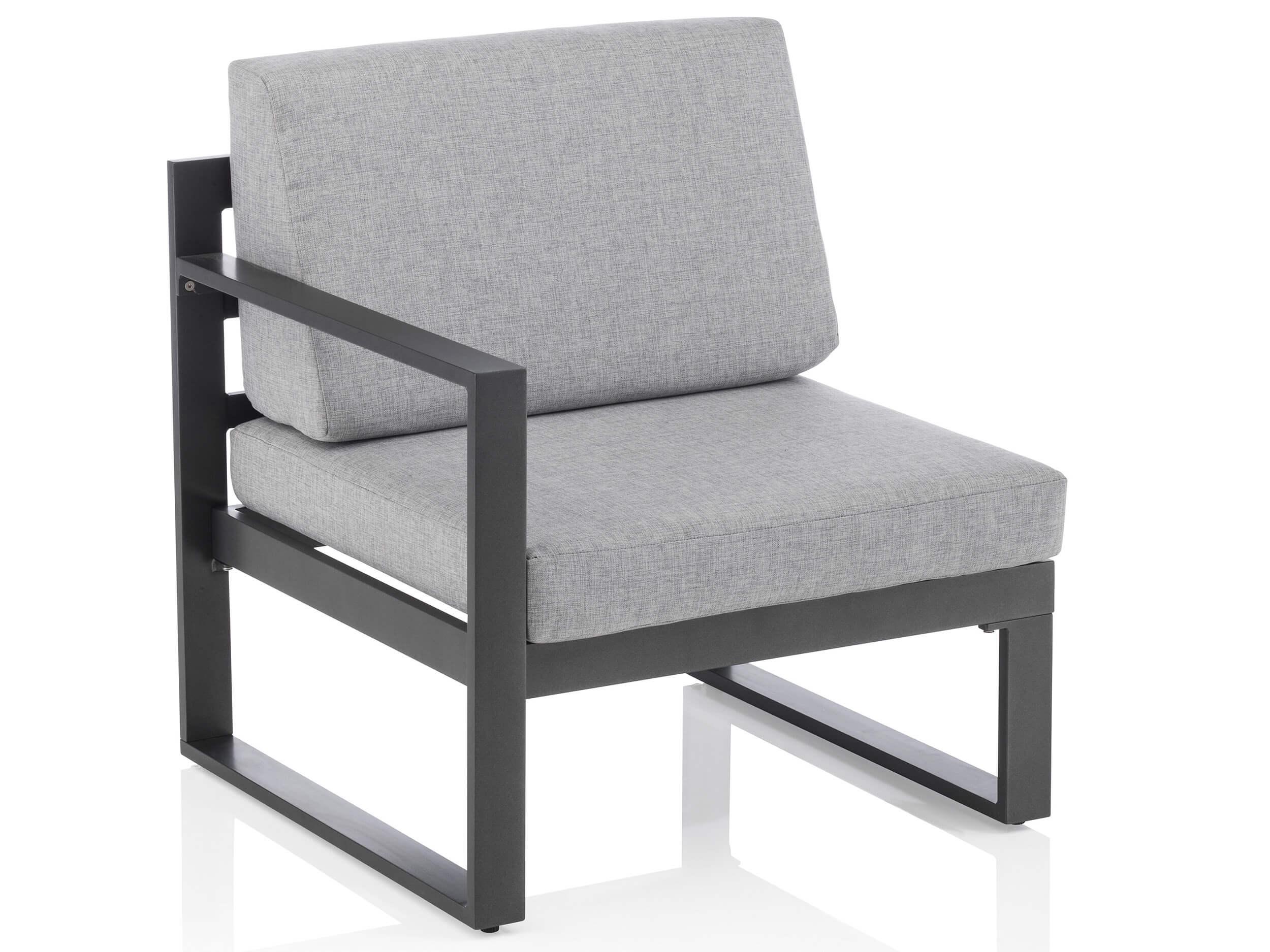 kettler ocean modular lounge endteil links gartenm bel l nse. Black Bedroom Furniture Sets. Home Design Ideas
