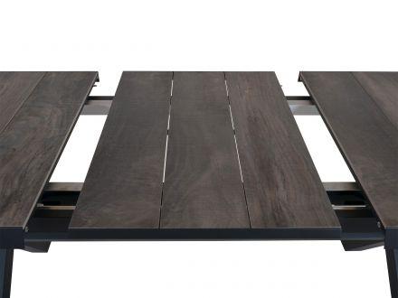 Vorschau: Gartentisch mit Keramikplatte ausziehbar