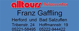 Franz Gaffling - Alltours Reisecenter