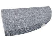 Lünse Universal Granitplatte für Ständerkreuze 27kg grau