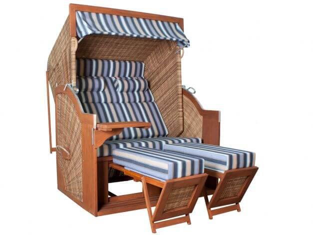 Strandkorb PURE Comfort XL arabica