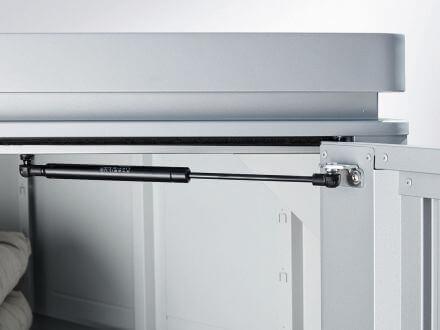 Vorschau: Türen mit komfortabler Gasdruckfeder