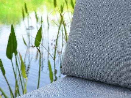 Vorschau: Alu Lounge Mittelmodul Black Pearl Detailbild
