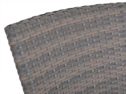 Vorschau: Detailbild PE-Geflecht mit leicht angerauter Oberfläche