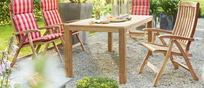 Gartentische Holz
